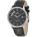 Edox Les Vauberts Day Date Automatic Men's Watch