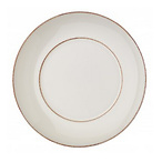 乳白色餐盘4个装