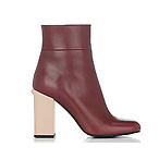 Marni Block-Heel Ankle Boots