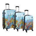 Samsonite CityScapes NYC Spinners 3-Piece Luggage Set