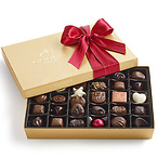 Assorted Chocolate Gold Gift