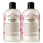 Candy Cane Shower Gel Duo