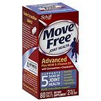 Move Free 维骨力蓝瓶80粒