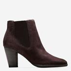 女款高跟踝靴