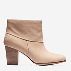 女款高帮踝靴