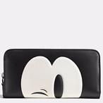Mickey Zip Wallet