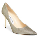 Jimmy Choo Women's Abel Pointy Toe Pump
