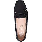 Tod's Driving Shoes-Black