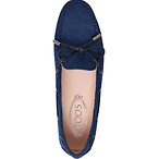 Tod's Driving Shoes-Blue