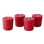 Scented Votive Candle 4pk