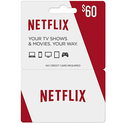 $60 Netflix Gift Card + $5 Best Buy Gift Card
