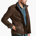 Manx Leather Jacket