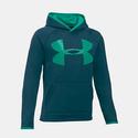 Boys' UA Storm Armour Fleece Highlight Big Logo