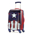 American Tourister Captain America Hardside Spinner Luggage from $89.99