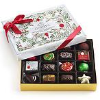 16粒装巧克力节日礼盒