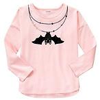 Bat Necklace Tee