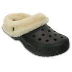 豪华加绒洞洞鞋