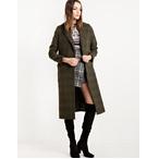 Olive Long Coat