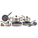 T-fal Nonstick Thermo-Spot Heat Indicator Cookware