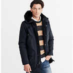 Men's Cotton Parka