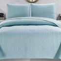 Jasmine Collection Reversible-Quilt Set (2- or 3-Piece)