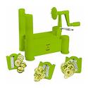 Brieftons Tri-Blade Spiralizer/Vegetable Spiral Slicer