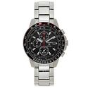 Seiko Men's SSC007 Prospex Solar Chronograph Watch