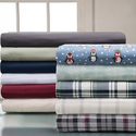 Cotton Winter Nights Flannel Sheet Sets from $17.99