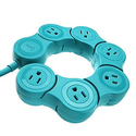 Quirky Pivot Power Pop Surge Protector