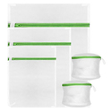 Moscany Set of 5 Mesh Laundry Bags
