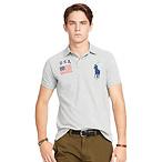 男款短袖Polo 衫