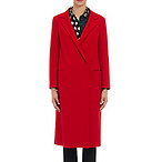 Lanvin Straight Relaxed Coat