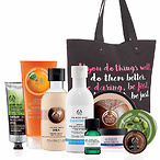 Best of The Body Shop Set