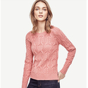 Ann Taylor: Select Sweaters under $25
