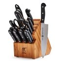 Zwilling J.A. Henckels Twin Gourmet 18-Piece Knife Block Set