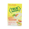True Lemon Lemonade Stick Pack - Peach 10 Count