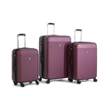 Delsey Panorama Hard-Sided Spinner Luggage Set (3-Piece)