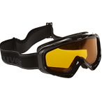 Uvex 黄色滑雪护目镜