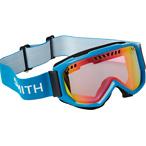 Smith 男式镜面滑雪护目镜