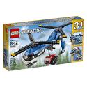 乐高 LEGO Creator  创意百变系列31049 双旋翼直升机