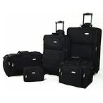 黑色旅行箱套装