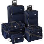 藏蓝色旅行箱套装