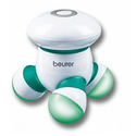 Beurer Handheld Mini Massager with LED light
