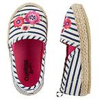 Girl's Stripe Flats