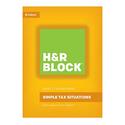 H&R Block 2016 报税软件 额外七折