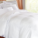 1,000TC Kathy Ireland Swiss Dot Down-Alternative Comforter