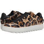 豹纹运动鞋