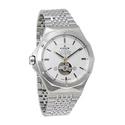 Edox Delfin Silver Dial Automatic Men's Watch