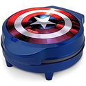 Marvel MVA-278 Captain America Shield Waffle Maker