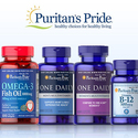 Puritan's Pride: Extra 20% OFF You Purchase + Buy 2 get 3 Free
